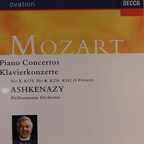 Philharmonia Orch - Mozart;Piano Concertos 5+6