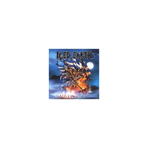 Iced Earth - Alive in Athens By Iced Earth
