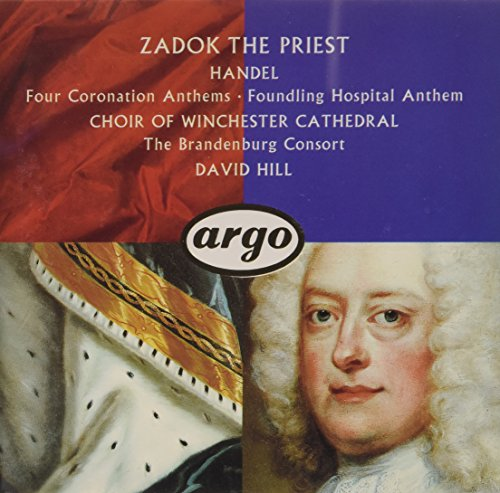 Handel: Coronation Anthems/Foundling Hospital Anthem