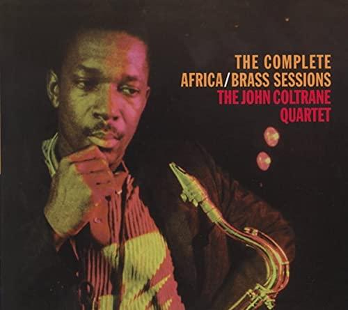 John Coltrane Quartet - The Complete Africa / Brass Sessions By John Coltrane Quartet