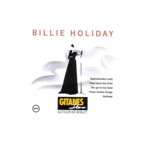 Billie Holiday - Gitanes Jazz