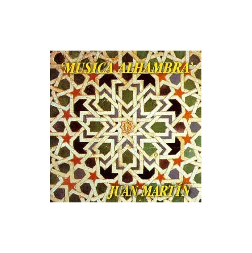 Juan Martin - Musica Alhambra By Juan Martin