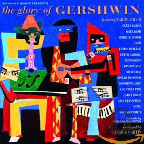 Larry Adler - The Glory Of Gershwin