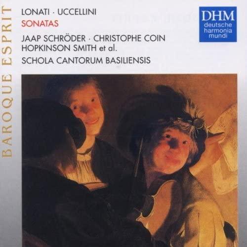 Smith - Lonati/Uccellini: Sonatas