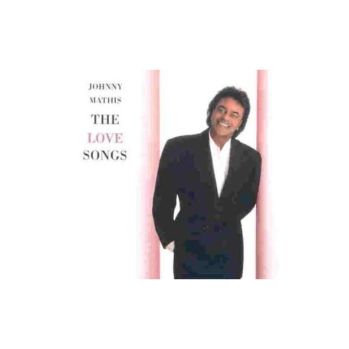 The Love Songs By Johnny Mathis