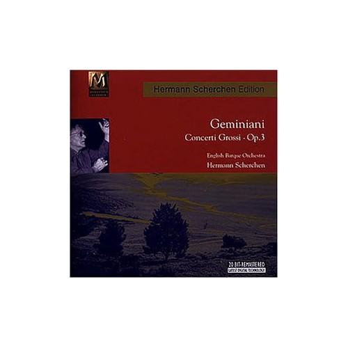 Scherchen - Concerti Grossi Op3