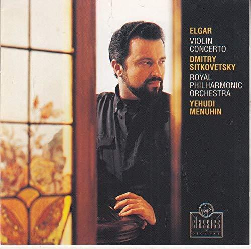 Menuhin - Elgar;Violin Concerto