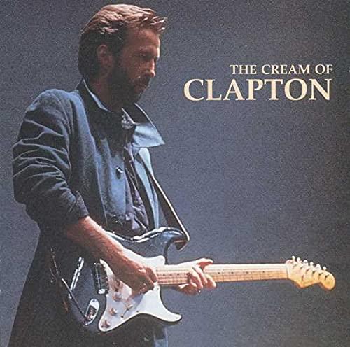 Cream - The Cream Of Clapton By Cream