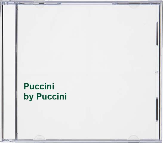 Puccini - Puccini
