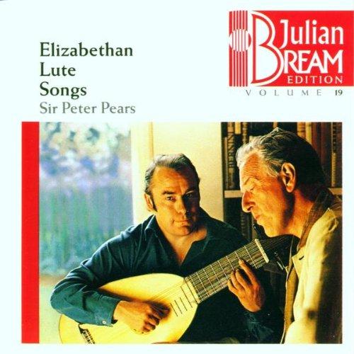 J. Bream Edition, Vol.19: Elizabethan Lute Songs