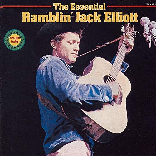 Elliott, 'Ramblin' Jack - The Essential Ramblin' Jack Elliot By Elliott, 'Ramblin' Jack