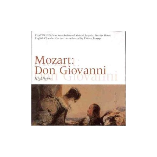 Sutherland/Bacquier/Horne/Eco/Bonynge - Don Giovanni (Highlights)