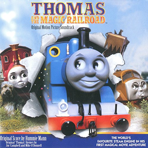 Thomas and the Magic Railroad By Thomas the Tank Engine