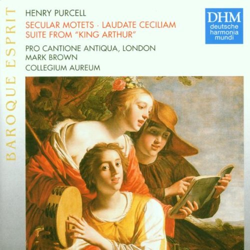 Purcell: Secular Motets