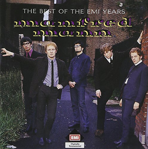 MANFRED - The Best of the EMI Years 1963-1965