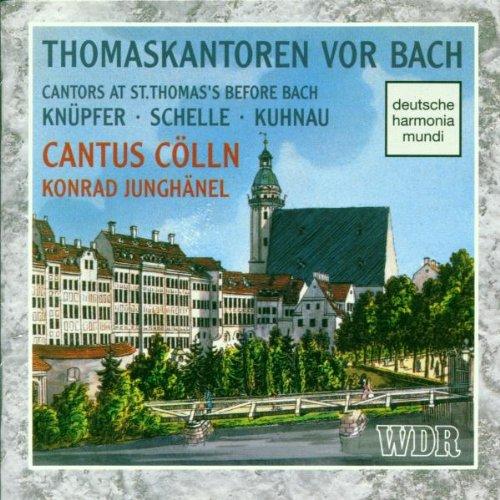 Various - Thomaskantoren Before Bach