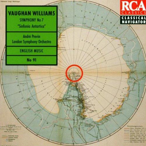 Walton: Cello Concerto/Vaughan Williams: Symphony No.7