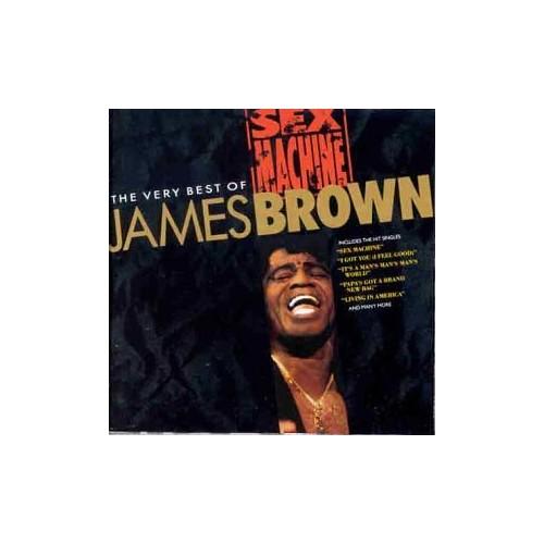 James Brown - Sex Machine - The Very Best of James Brown
