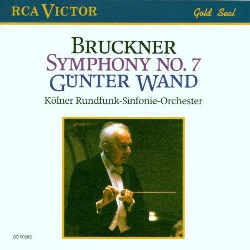 BRUCKNER: SINFONIE 7 - WAND G