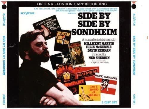 Original London Cast - Side By Side By Sondheim (Original London Cast Recording)