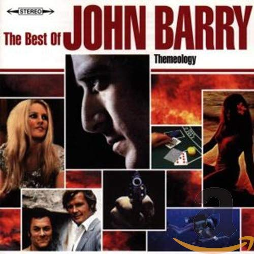 The Best of John Barry - Themeology By John Barry