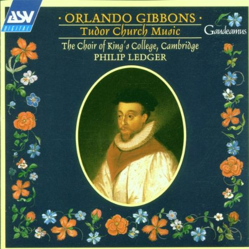 Tudor Church Music (Ledger, Choir of King's College)