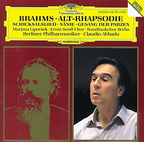 Brahms: Alt-Rhapsodie