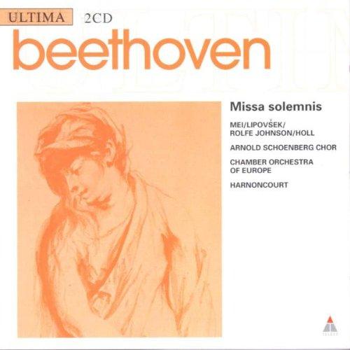 Missa Solemnis/Harnoncourt