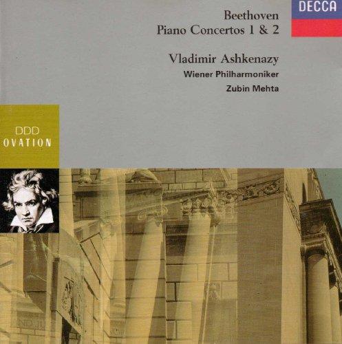 Beethoven :Piano Concertos 1 & 2