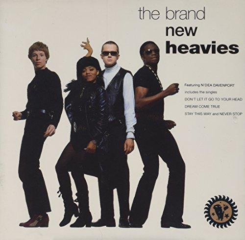 The Brand New Heavies - The Brand New Heavies