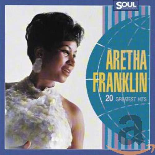 Aretha Franklin - 20 Greatest Hits By Aretha Franklin