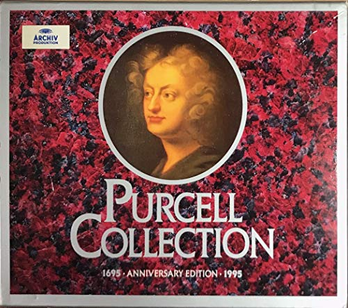 Purcell:Mackerras/Baumgartner - Purcell Collection Anniversary Edition 1695-1995