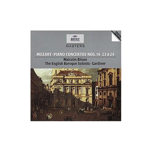 Gardine - Mozart:Pn Concertos Nos 14 23