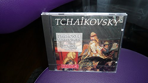 Tchaikovsky: Symphony No. 4, Capriccio Italien,  Fatum