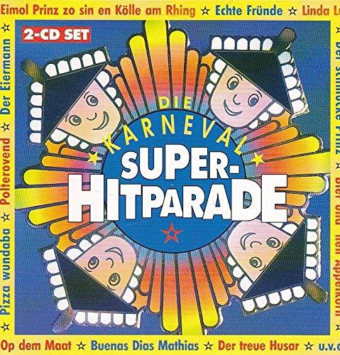 Stephenson Martin - Karneval-Superhitparade