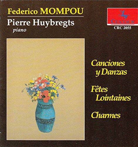 Huybregts - Mompou: Piano Works