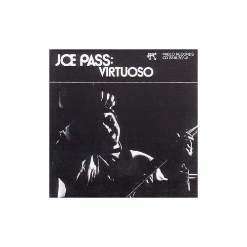 Pass, Joe - Virtuoso Vol.1 By Pass, Joe