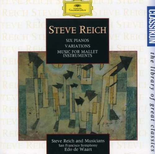 Reich: Six Pianos / Variations / Music for Mallet Instruments