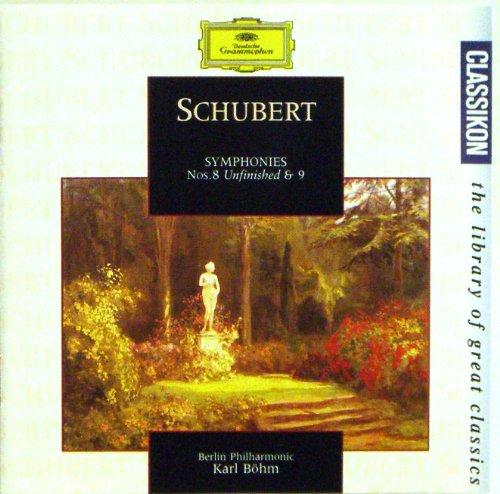 Franz Schubert - Symphonies 8 & 9 (Bpo/Bohm)