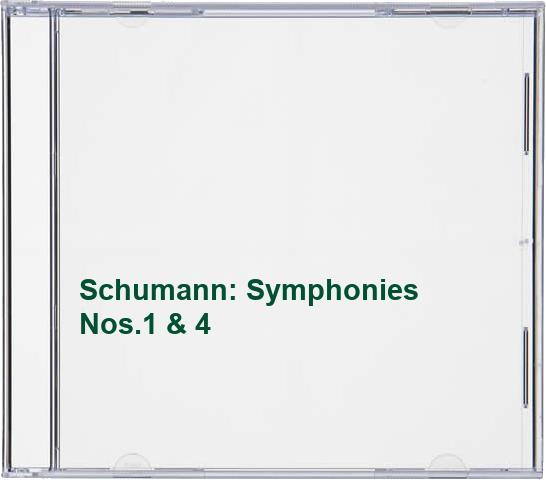 Symphonies 1 & 4 (Bpo/Karajan)