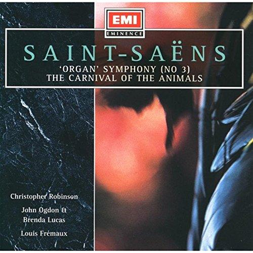 Organ Symphony/Fremaux, Louis