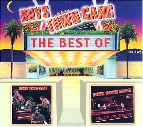 Boys Town Gang - The Best of the BoysTown Gang By Boys Town Gang