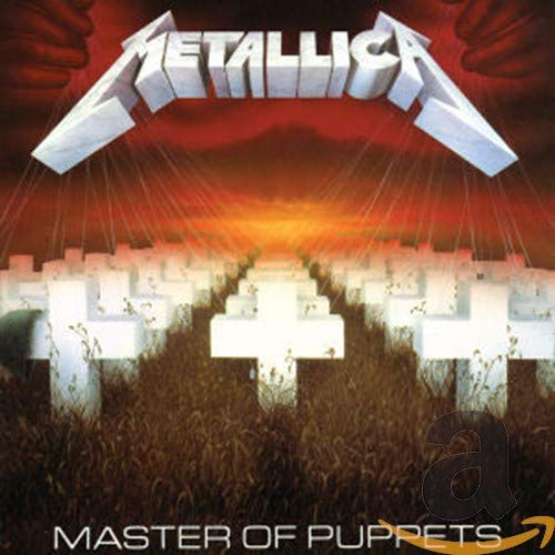 Master of Puppets By Metallica