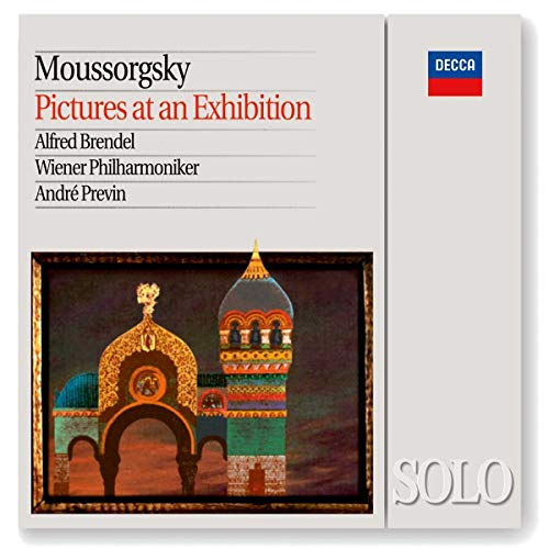 Alfred Brendel - Mussorgsky: Pictures at an Exhibition (Piano & Orchestral versions)