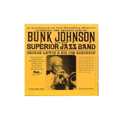 Bunk Johnson: His Life and Times (Jazz life & times)