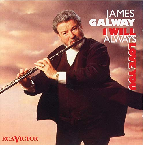 James Galway - I Will Always Love You By James Galway