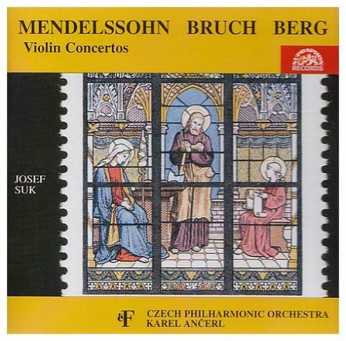 Mendelssohn:Bruch - Violin Concerti