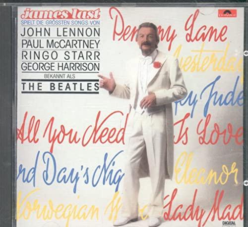 James Last - Die Groessten Songs Von The Beatles (The Great Songs of The Beatles)