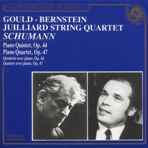 Bernstein,l./Juilliard Quartet - Schumann - Piano Quintet (French Import) By Bernstein,l.Juilliard Quartet