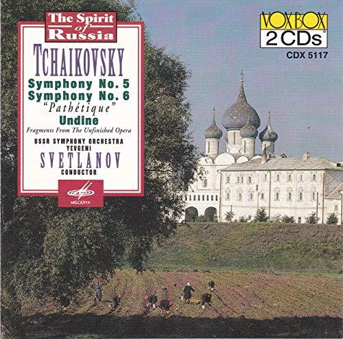 Svetlanov - Symphonies 5 & 6